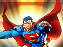 Superman Litere Ascunse