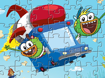 Swaysway and Buhdeuce Flying Puzzle