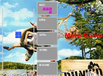 Bunk'd Tetris