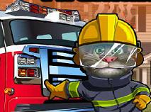 Talking Tom Devine Pompier
