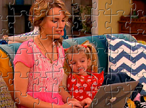 Teddy and Charlie Puzzle