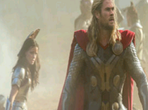 Thor Dark World Find the Differences
