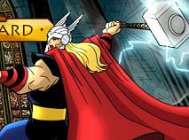 Thor The Defense of Asgard