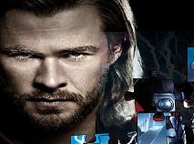 Thor Lumea Intunecata Puzzle