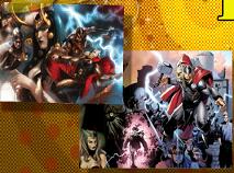 Thor Spin n Set