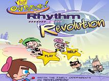 The Fairly OddParents Rythm Revolution