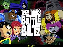 Tinerii Titani: Battle Blitz