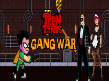 Teen Titans Gang War