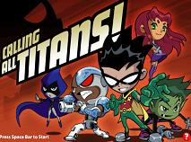 Tinerii Titani la Lupta