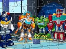 Transformatorii Salvatorii Puzzle