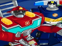 Transformers Rescue Bots Memory