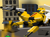 Transformers Bumblebee Rescue Mission