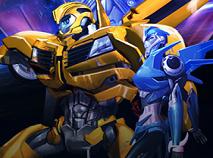 Transformers Prime Terrorcon Defense