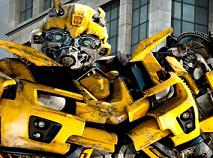 Transformers Bumblebee Antrenament