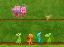 Trenul Dinozaurilor Fotbal American