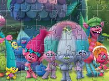 Trolls Puzzle Jigsaw