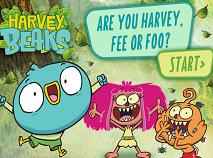 Tu Ce Personaj Harvey Cioculet Esti?