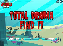 Total Drama  World Tour - Find It