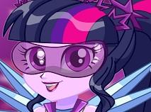 Twilight Sparkle Gardian de Cristal