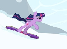 Twilight's Epic Hill Ride