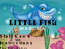 Little Fish in a Big Sea