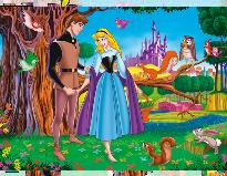 Princess Aurora Puzzle