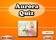 Princess Aurora Quiz