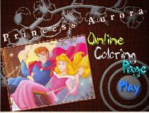 Princess Aurora and Filipe