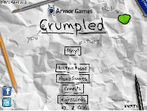 Crumpled