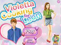 Violetta Gateste pentru Leon