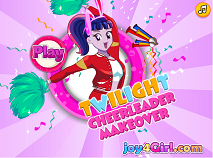 Twilight Sparkle Cherrleder Makeover