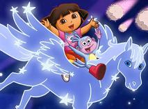 Dora si Pegas