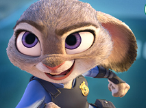 Zootopia Hopps Pursuit
