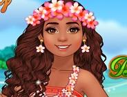 Vaiana Printesa Insulei