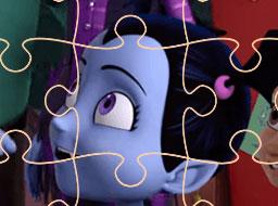 Vampirina Mania Puzzle