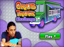 Victorious Grab Truck Challenge