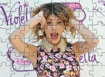 Violeta Puzzle Jigsaw