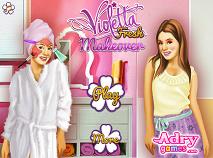 Violetta Machiaj Fresh