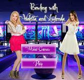 Violetta si Ludmila Bowling