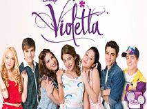 Violetta and Friends Puzzle