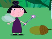 Nanny Plum's Growing Spell