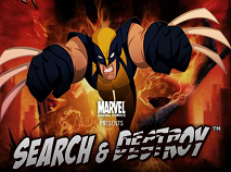 Wolverine Search and Destroy