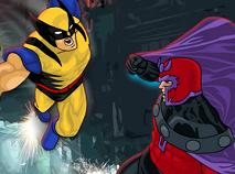 Wolverine in Actiune