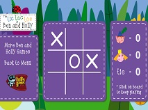 X si 0 cu Ben si Holly