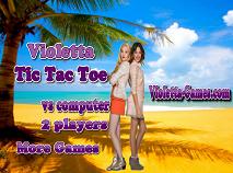 Violetta Tic Tac Toe
