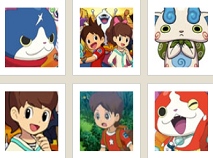 Yo-Kai Watch de Memorie