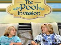 Zack si Cody Invazie la Piscina