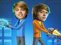 Zack si Cody la Antrenament