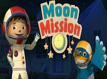 Zack si Quack Misiune pe Luna