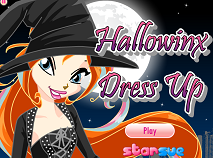 Halloweenix Dress Up
